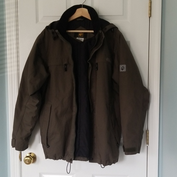 Jack Wolfskin Texapore Winter Coat